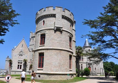 Château d'Abbadia
