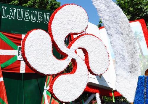 Parade des Chars - Fêtes Basque