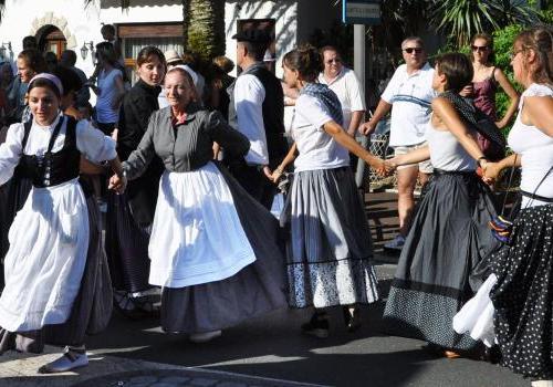 Cavalcade - Fête Basque